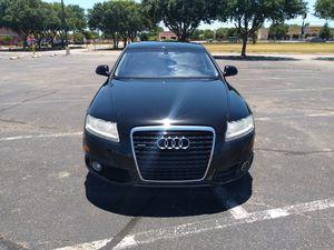 Audi A6 2011 Quattro supercharger S line for Sale in San Antonio, TX