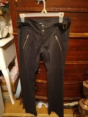 BEAUTIFUL DOLLHOUSE PINSTRIPE DRESS PANTS for Sale in Jacksonville, FL