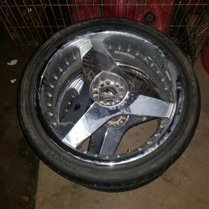 22inch Star Blades for Sale in Houston, TX