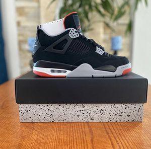"Jordan 4 Retro ""Bred"" for Sale in Hampton, GA"