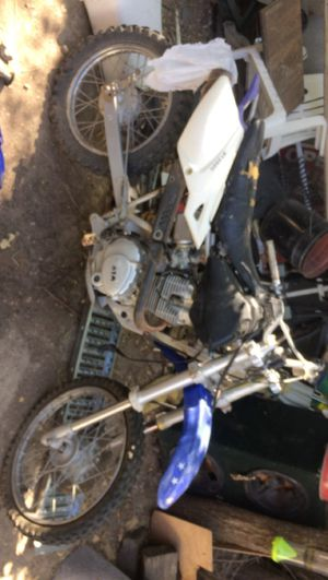 200cc dirt bike with bill of sale $200 or best offer for Sale in West Valley City, UT