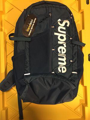 Supreme Backpack Teal for Sale in Silver Spring, MD