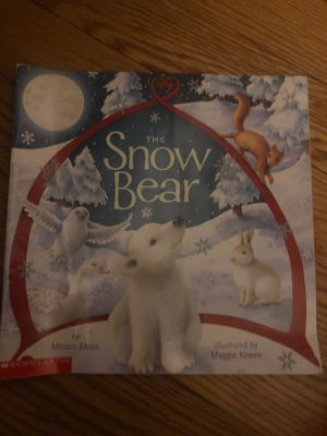 The snow bear for Sale in Franklin Park, IL