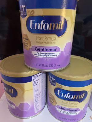 Enfamil gentlease for Sale in Miami Gardens, FL