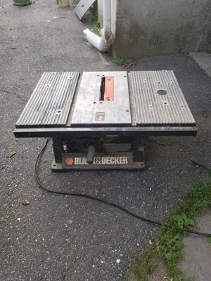 Table saw for Sale in Lowell, MA
