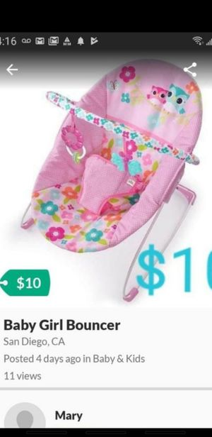 Baby Bouncer for Sale in San Diego, CA