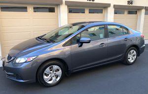2014 Honda Civic LX for Sale in Oceanside, CA