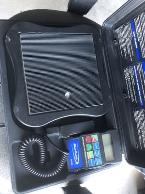 Blue point digital Freon scale for Sale in Las Vegas, NV