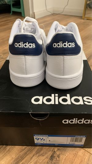 Adidas Men's Shoes White Sz 9.5 NWT for Sale in Henderson, NV