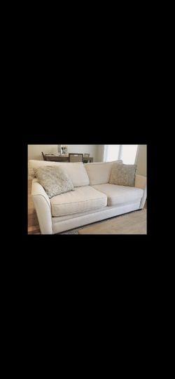 White sofa From Jordan's for Sale in Boston,  MA