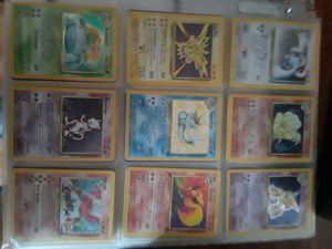 RARE HOLOGRAPHIC POKEMON CARDS for Sale in Las Vegas, NV