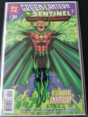 Green Lantern & Sentinel #2 for Sale in Tracy, CA