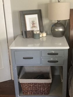Cabinet Bedside Table for Sale in Lake Forest Park,  WA