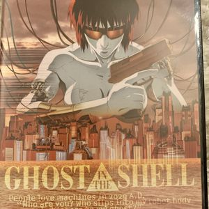 Ghost In The Shell (dvd) for Sale in Seattle, WA