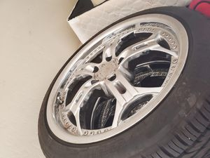 18x9/18×10 114.3x5 Chrome Wheels & Tires for Sale in Mobile, AZ
