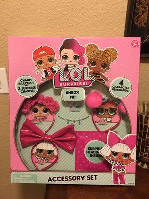Lol surprise accessory set for Sale in Las Vegas, NV