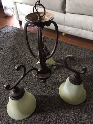 Chandelier and Flushmount Ceiling Fixture for Sale in Colton, CA