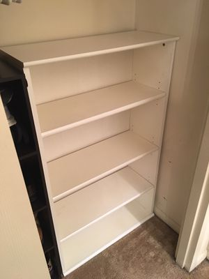 Solid Wood Bookcase/Bookshelf for Sale in Bethesda, MD