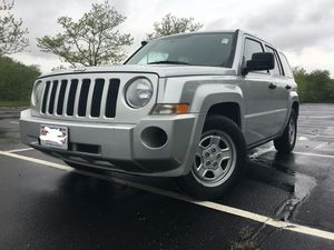 2007 Jeep patriot sport 4 Cylinder 5-Speed for Sale in Canton, MA