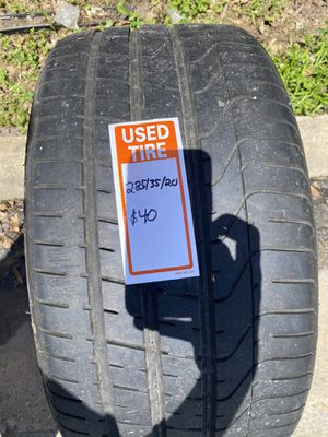 Used tire 80% tread for Sale in Springfield, VA