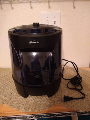 Sunbeam Humidifier swm6000 - used, working condition for Sale in Fort Worth, TX