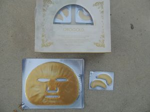 OROGOLD FACE & EYE MASKS for Sale in Homeland, CA