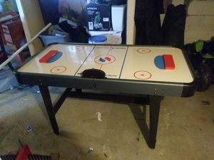 Air hockey table works great for Sale in McKees Rocks, PA