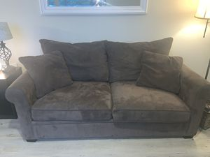 Small Brown Couch for Sale in Seattle, WA
