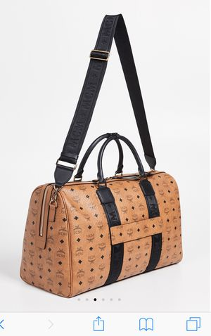 Mcm weekender bag for Sale in Chino Hills, CA