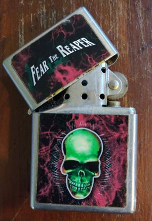 2007 Limited Edition 'Fear The Reaper' Zippo for Sale in Zephyrhills, FL