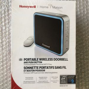 Honeywell Wireless Doorbell for Sale in Los Angeles, CA