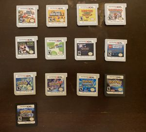 Nintendo 3ds games for Sale in Hialeah, FL