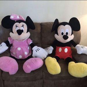 Mickey And Minnie for Sale in Pompano Beach, FL