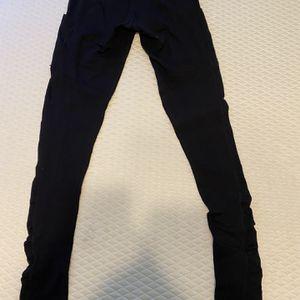 Lululemon Full Length Leggings Size 4 Black for Sale in Dixon, CA