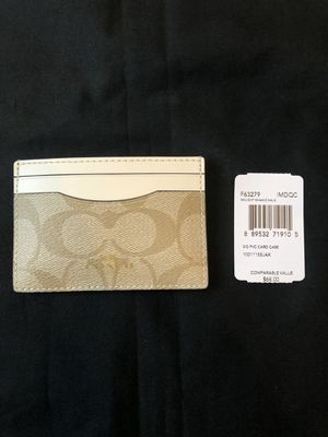 Coach wallet new for Sale in Milpitas, CA