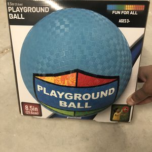 Franklin 8.5 In Playground Ball for Sale in Clearwater, FL