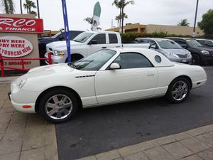 2002 Ford Thunderbird for Sale in Chula Vista, CA