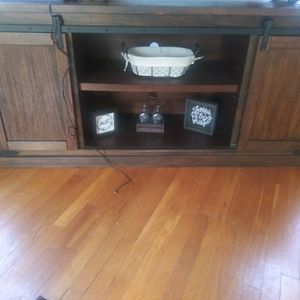 Tv Stand 60 Inch Or Higher for Sale in Newburgh Heights, OH