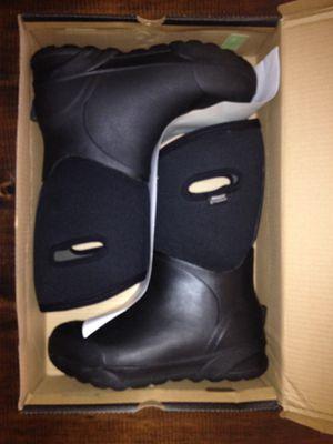 Bogs Bozeman Tall Rain Boots - Men's 9 for Sale in Evergreen, CO