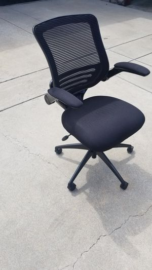 Almost new 6 way adjustable desk chair. for Sale in Arvada, CO