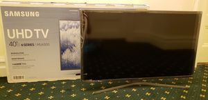 "SAMSUNG 40"" SMART TV 4K UHD for Sale in Rye, NY"