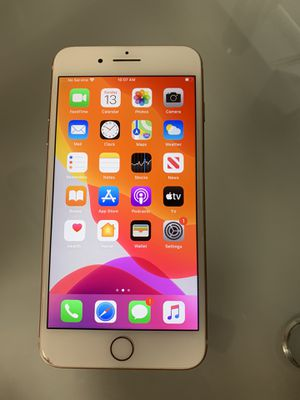 iPhone 8 Plus unlocked for Sale in Garland, TX