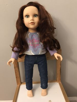 Journey Girls Kelsey doll for Sale in Raleigh, NC