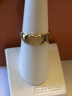 10k gold ring ,2.39 grams, size 6.5.please look at all pictures for more details for Sale in Aurora, IL