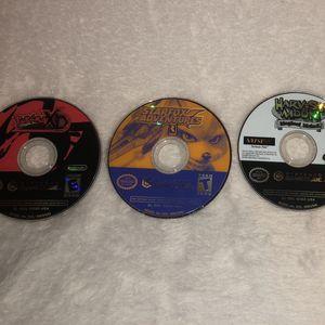 Nintendo GameCube Games(No Cases) for Sale in Dallas, TX