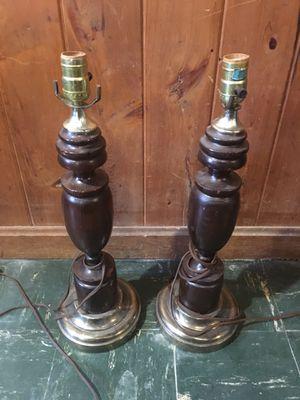 Table Lamp - Set of 2 for Sale in Arlington, VA