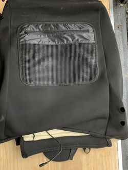 Jeep wrangler seat covers for Sale in Midland,  NC