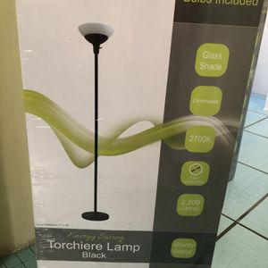 NexEco torchiere lamp brand new lights Still in the box for Sale in Bell, CA
