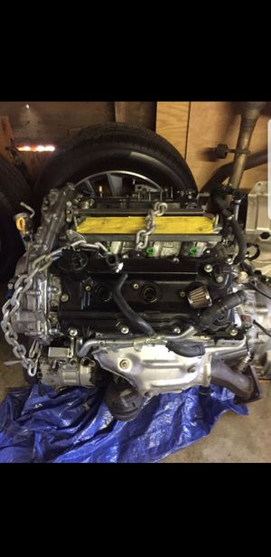 Infiniti/Nissan VQ35HR Block Part Out for Sale in Irwindale, CA