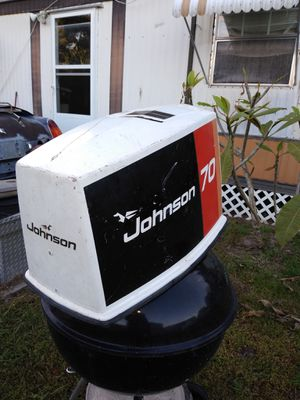 Boat motor lid for Sale in Kissimmee, FL